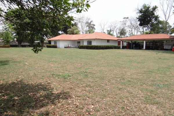 Foto de rancho en venta en camino vecinal , josé maria pino suárez 3a sección (corinto), comalcalco, tabasco, 8381452 No. 08