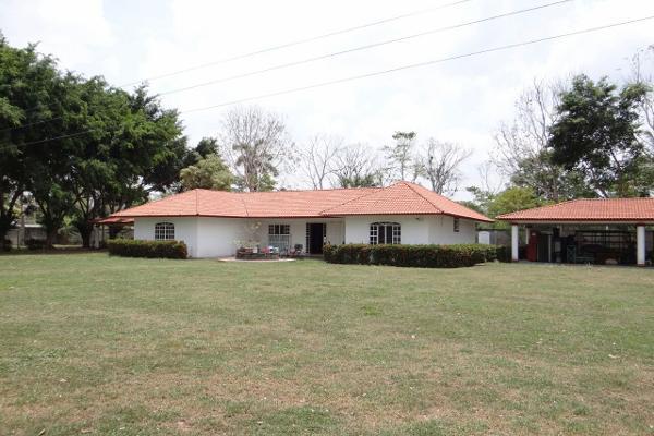 Foto de rancho en venta en camino vecinal , josé maria pino suárez 3a sección (corinto), comalcalco, tabasco, 8381452 No. 10