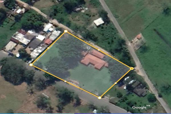 Foto de rancho en venta en camino vecinal , josé maria pino suárez 3a sección (corinto), comalcalco, tabasco, 8381452 No. 13