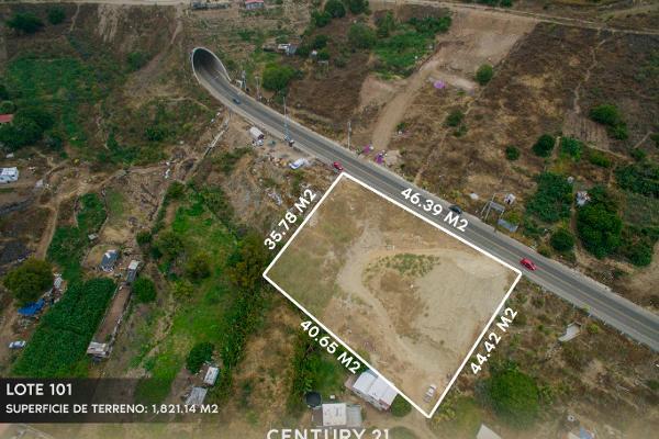 Foto de terreno habitacional en venta en camino vecinal lote 101 manzana 347 , playas de tijuana sección jardincitos, tijuana, baja california, 12813510 No. 04