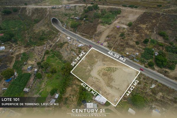 Foto de terreno habitacional en venta en camino vecinal lote 101 manzana 347 , playas de tijuana, tijuana, baja california, 12813510 No. 04