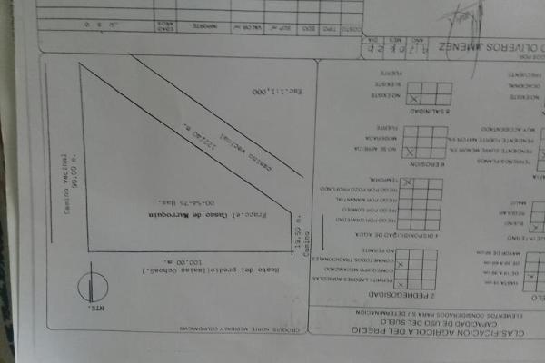 Foto de terreno habitacional en venta en camino vecinal s7n, marroquín, apaseo el alto, guanajuato, 8863099 No. 06