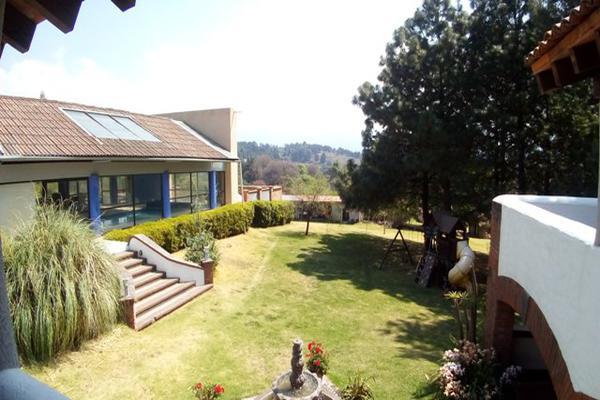 Foto de rancho en venta en camino viejo a tlacotitlan , san josé tlacotitlán, ozumba, méxico, 7195547 No. 18