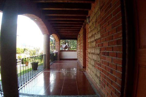 Foto de rancho en venta en camino viejo a tlacotitlan , san josé tlacotitlán, ozumba, méxico, 7195547 No. 23