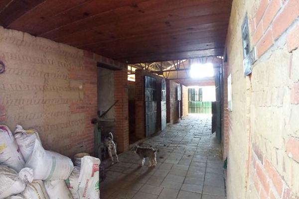 Foto de rancho en venta en camino viejo a tlacotitlan , san josé tlacotitlán, ozumba, méxico, 7195547 No. 38