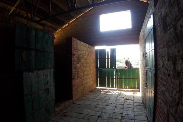 Foto de rancho en venta en camino viejo a tlacotitlan , san josé tlacotitlán, ozumba, méxico, 7195547 No. 40