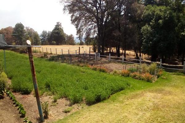 Foto de rancho en venta en camino viejo a tlacotitlan , san josé tlacotitlán, ozumba, méxico, 7195547 No. 55