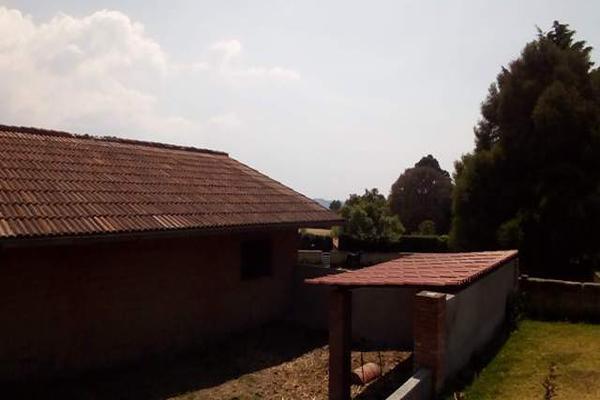 Foto de rancho en venta en camino viejo a tlacotitlan , san josé tlacotitlán, ozumba, méxico, 7195547 No. 57