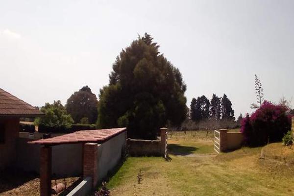 Foto de rancho en venta en camino viejo a tlacotitlan , san josé tlacotitlán, ozumba, méxico, 7195547 No. 59