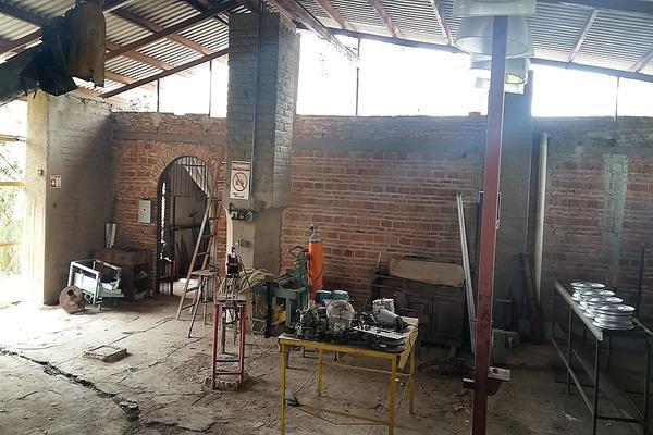 Foto de nave industrial en venta en camino viejo al seminario , juanacatlan, juanacatlán, jalisco, 5726629 No. 03