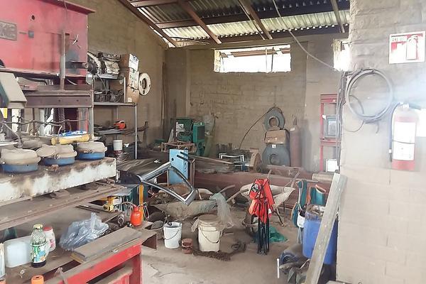 Foto de nave industrial en venta en camino viejo al seminario , juanacatlan, juanacatlán, jalisco, 5726629 No. 04