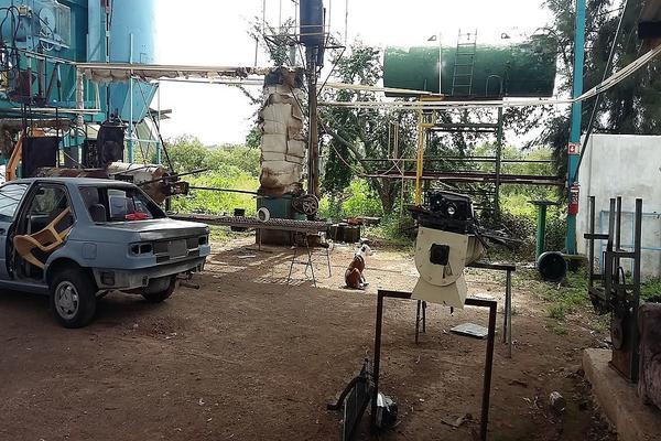 Foto de nave industrial en venta en camino viejo al seminario , juanacatlan, juanacatlán, jalisco, 5726629 No. 09