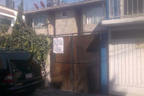 Foto de casa en venta en  , campamento 2 de octubre, iztacalco, distrito federal, 2622995 No. 01
