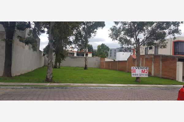 Foto de terreno habitacional en venta en campana de la indepencia 37, geovillas el campanario, san pedro cholula, puebla, 8388918 No. 04