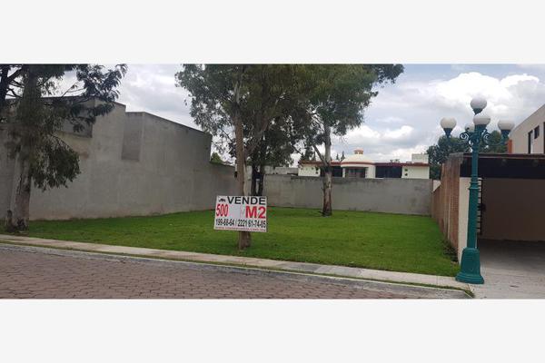 Foto de terreno habitacional en venta en campana de la indepencia 37, geovillas el campanario, san pedro cholula, puebla, 8388918 No. 05