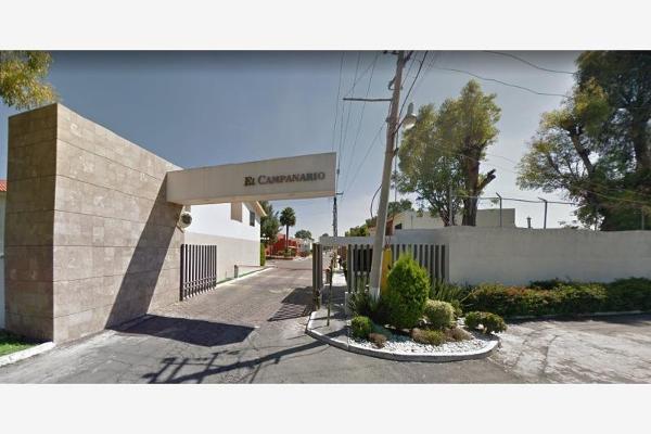 Foto de terreno habitacional en venta en campana de la indepencia 37, geovillas el campanario, san pedro cholula, puebla, 8388918 No. 01
