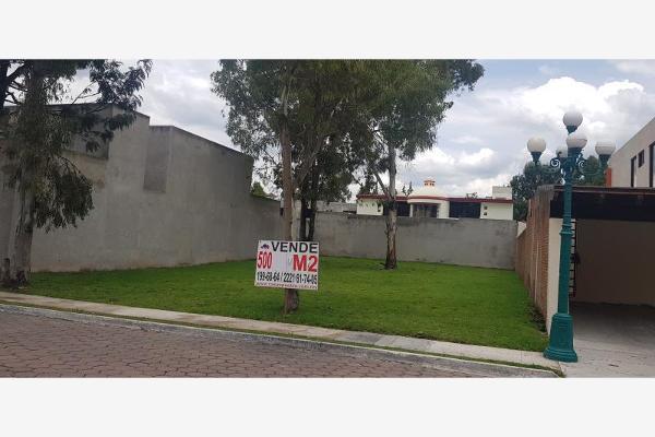 Foto de terreno habitacional en venta en campana de la indepencia 37, geovillas el campanario, san pedro cholula, puebla, 8388918 No. 02