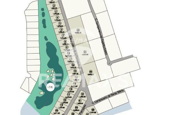 Foto de terreno habitacional en venta en campanario de la parroquia vi , el campanario, querétaro, querétaro, 6176561 No. 01