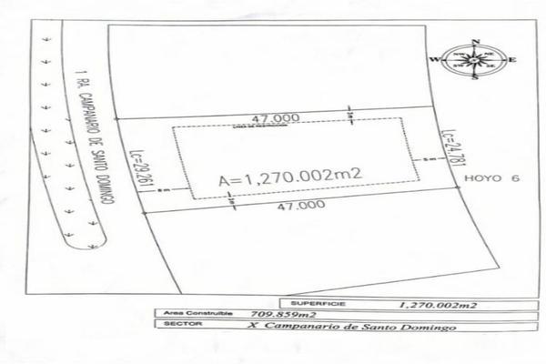 Foto de terreno habitacional en venta en campanario de santo domingo , el campanario, querétaro, querétaro, 5643895 No. 05
