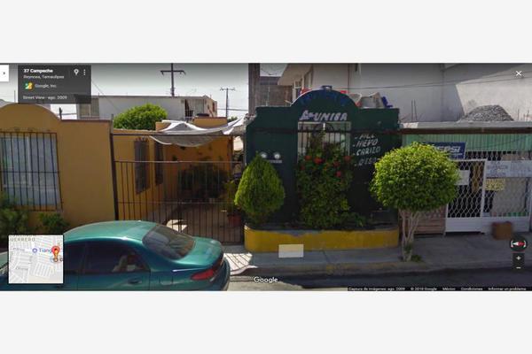 Foto de casa en venta en campeche 49, los muros, reynosa, tamaulipas, 5662371 No. 03