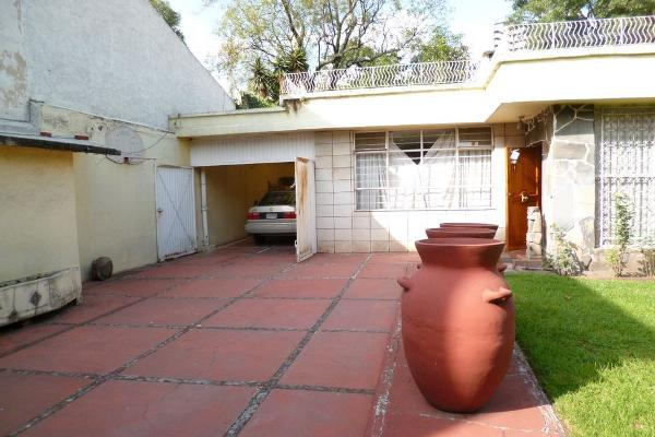 Foto de casa en venta en  , campestre, álvaro obregón, distrito federal, 2629199 No. 03