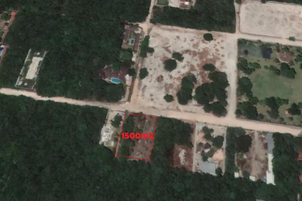 Foto de terreno habitacional en venta en  , campestre, benito juárez, quintana roo, 18644035 No. 02