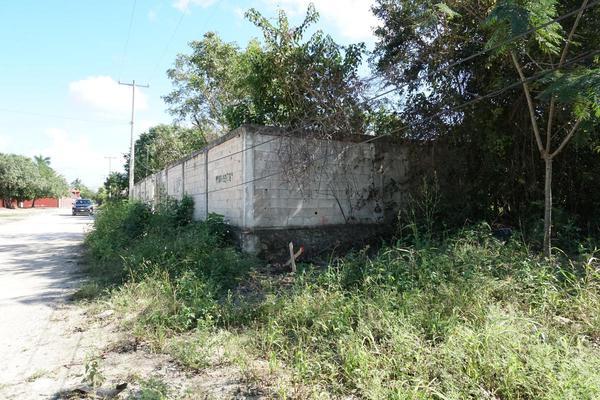 Foto de terreno habitacional en venta en  , campestre, benito juárez, quintana roo, 18644035 No. 06