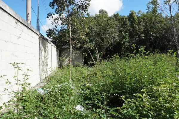 Foto de terreno habitacional en venta en  , campestre, benito juárez, quintana roo, 18644035 No. 09