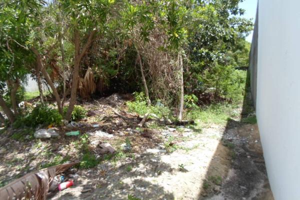 Foto de terreno habitacional en venta en  , campestre, benito juárez, quintana roo, 2634403 No. 09