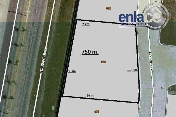 Foto de terreno habitacional en venta en campestre , campestre de durango, durango, durango, 10909095 No. 04