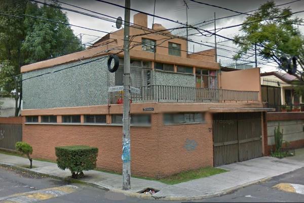 Foto de casa en venta en  , campestre churubusco, coyoacán, distrito federal, 5664833 No. 01