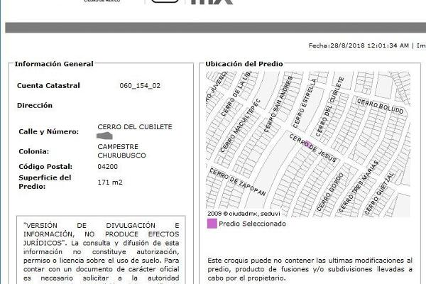 Foto de casa en venta en  , campestre churubusco, coyoacán, distrito federal, 5664833 No. 08