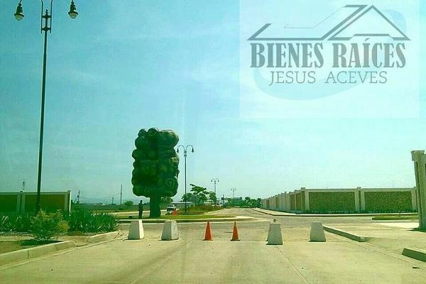 Foto de terreno habitacional en venta en  , campestre, culiacán, sinaloa, 8012825 No. 01