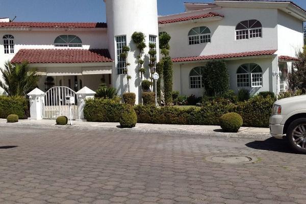 Foto de casa en venta en  , campestre del virrey, metepec, méxico, 3425916 No. 01