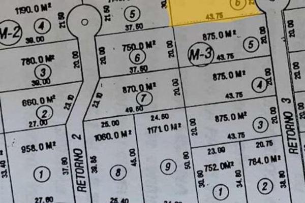 Foto de terreno habitacional en venta en  , campestre haras, amozoc, puebla, 8298458 No. 03