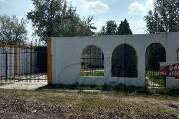 Foto de terreno habitacional en venta en  , campestre huinalá, apodaca, nuevo león, 3654186 No. 01