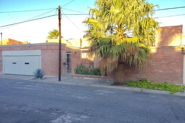 Foto de casa en venta en  , campestre la rosita, torreón, coahuila de zaragoza, 2675871 No. 01