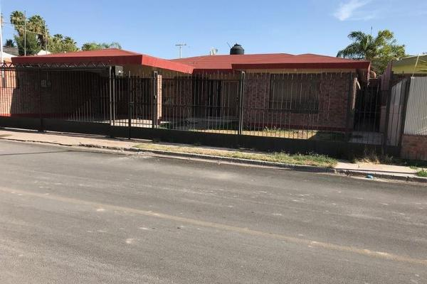 Foto de casa en renta en  , campestre la rosita, torreón, coahuila de zaragoza, 8065013 No. 01