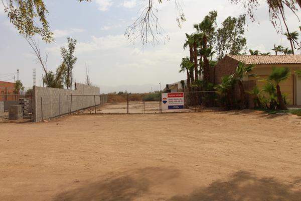 Foto de terreno habitacional en venta en campestre , laguna campestre, mexicali, baja california, 5657468 No. 03