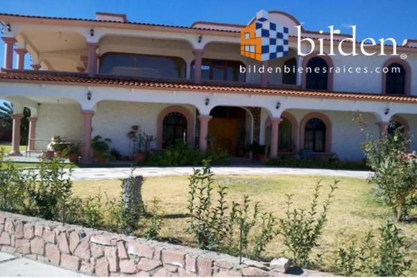 Foto de casa en venta en  , campestre martinica, durango, durango, 7290418 No. 01