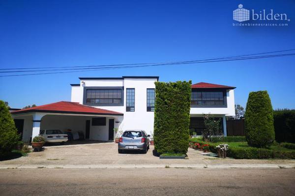 Foto de casa en venta en  , campestre martinica, durango, durango, 7294007 No. 01