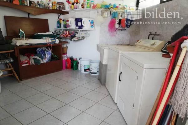 Foto de casa en venta en  , campestre martinica, durango, durango, 7294007 No. 12
