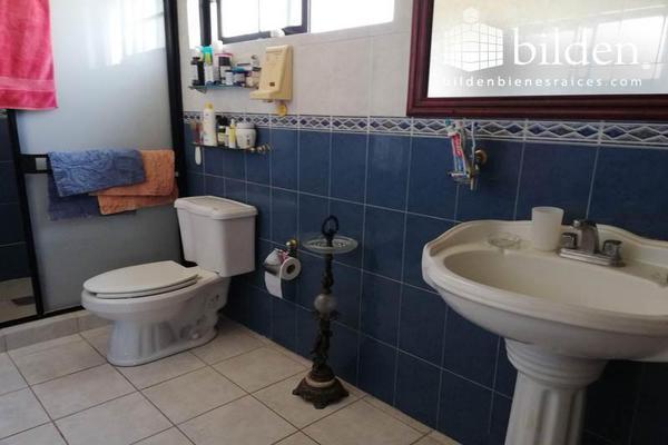 Foto de casa en venta en  , campestre martinica, durango, durango, 7294007 No. 23