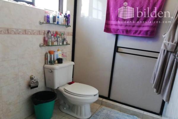 Foto de casa en venta en  , campestre martinica, durango, durango, 7294007 No. 25
