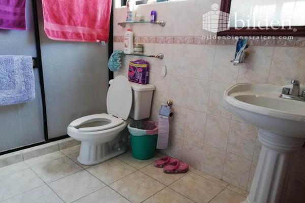 Foto de casa en venta en  , campestre martinica, durango, durango, 7294007 No. 28