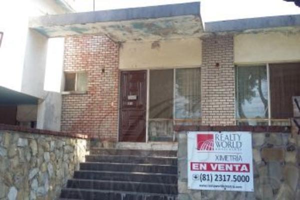 Foto de casa en venta en  , campestre mederos, monterrey, nuevo león, 4672417 No. 01