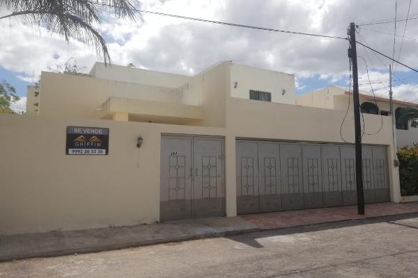 Foto de casa en venta en  , campestre, mérida, yucatán, 14038577 No. 01