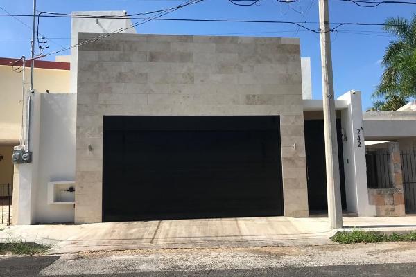 Foto de casa en venta en  , campestre, mérida, yucatán, 5914266 No. 01