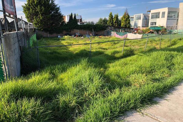 Foto de terreno habitacional en venta en  , campestre metepec, metepec, méxico, 8373806 No. 03