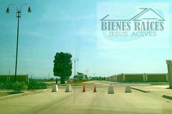 Foto de terreno habitacional en venta en  , campestre tres ríos, culiacán, sinaloa, 8012825 No. 01